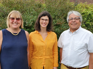 BBQ 2019 including Layla Moran, Paula and Walid Marzouk