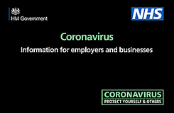 UK Government website for advice to employers about Coronavirus