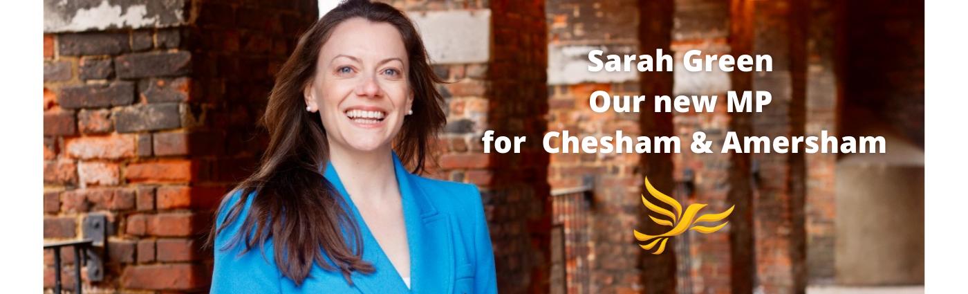 Sarah Green MP
